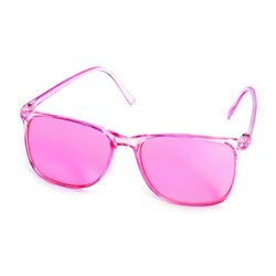 Colour Glasses Elegant pink