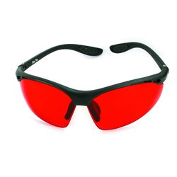 Colour Glasses Sport - red