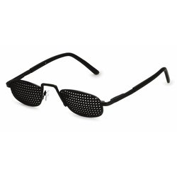 Metal pinhole glasses 420-RS