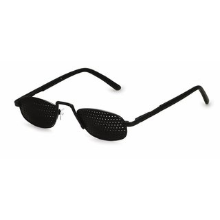 Metal pinhole glasses 420-RSF, fine pattern