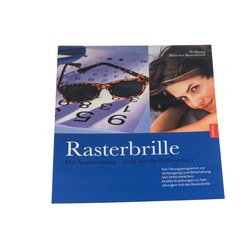 Book for eye-training Rasterbrille - Das Augentraining -...
