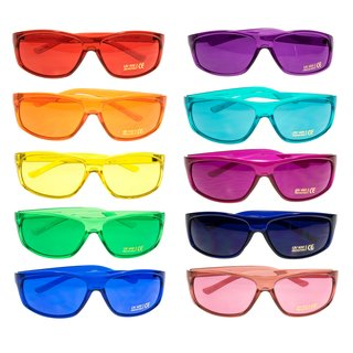 Colour Therapy Glasses PRO  - 10 diffrent colors