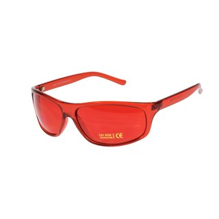 Colour Therapy Glasses PRO red