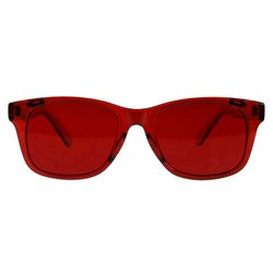 Color therapy glasses Classic - red