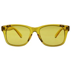 Color therapy glasses Classic - yellow