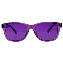 Color therapy glasses Classic - violet