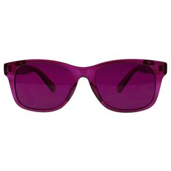 Color therapy glasses Classic - magenta