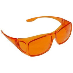 Color therapy glasses Medium - orange