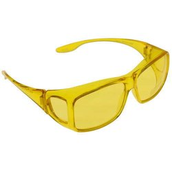 Color therapy glasses Medium - yellow