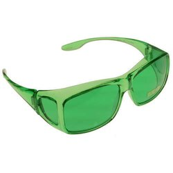 Color therapy glasses Medium - green