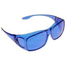 Color therapy glasses Medium - blue
