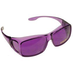 Color therapy glasses Medium - violet