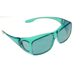 Color therapy glasses Medium - turquise