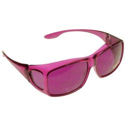 Color therapy glasses Medium - magenta