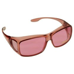 Color therapy glasses Medium - baker-miller-pink