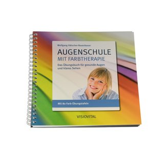 Exercise Book for Colour Therapy