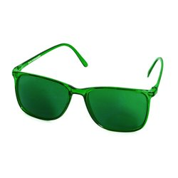 Colour Glasses Elegant green