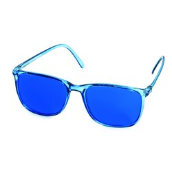 Colour Glasses Elegant blue